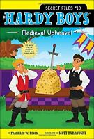 Medieval Upheaval (Hardy Boys: The Secret Files) by Franklin W. Dixon