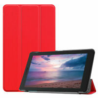 Case Pour Lenovo Tab E8 TB-8304F Étui Smart Cover Tablette Protection Sac Mince