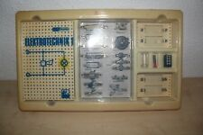Polytronic Elektrotechnik 1 Baukastensystem. Sehr alt! Bitte mal reinschauen...
