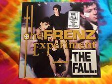 THE FALL FRENZ EXPERIMENT RARE 1988 USA 6987-1-H Mark E. Smith Brix Punk Rare !!