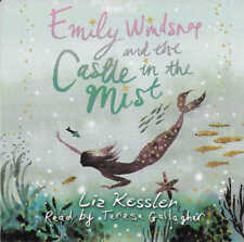 Liz Kessler EMILY WINDSNAP and the CASTLE in the MIST - CD Audio Book