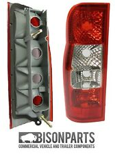 Ford Transit Van Mk7-Back/luz Trasera/Lámpara/Lente-Pasajeros-TRA002