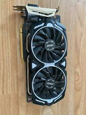 MSI GeForce GTX 1060 GAMING X 6G Carte Graphique