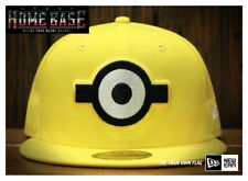 Japan New Era 59FIFTY Fitted Minions Big Face Anime Despicable Me