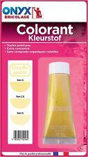 Colorant universel 25 ml Onyx - Oxyde jaune