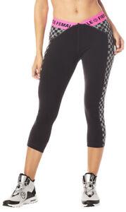 Zumba Fitness Capri Leggings * Dance Bold Capri * Gr.S 36 *NEU*