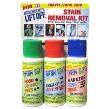 Lift Off Stain Removal Kit-Format voyage 3 Pack-Enlever les Taches partout