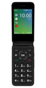 @ Cricket Prepaid Debut Flip (4GB) - Black NEW