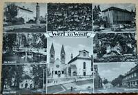 38558Ak Werl En Westfalen Ocas Vöhde En Parque de Cura Ruinas Basílica