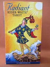 Radiant Rider-Waite Tarot Card Deck - 78 Card Deck w/ Instruction Booklet - NEW