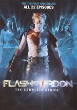 FLASH GORDON - THE COMPLETE SERIES (DVD)