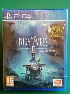 LITTLE NIGHTMARES 2  day one edition Playstation 4 / PS4 BRAND NEW/SEALED