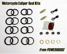 Triumph Daytona 600 2004 04 Daytona 650 05-Freno Delantero Caliper Seal Kit de reparación