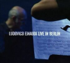 Live in Berlin [Digipak] von Ludovico Einaudi (Komponist/Piano) (CD, May-2010,...