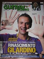 GUERIN SPORTIVO 2008/29=GILARDINO=TOTTI=INTER MOURINHO=SALERNITANA=CHIEVO=