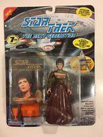 Lwaxana Troi- Star Trek Next Generation- Playmates Action Figure 1994 NEW MOC