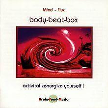 body-beat-box von Mind - Flux | CD | Zustand gut