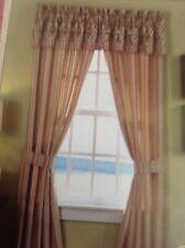 Croscill Bay Breeze Pole Top Drapery Set, 82 X 84, NWT, $220 Retail