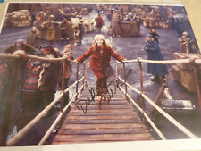 The Golden Compass - Dakota Blue Richards - rare signed 8x11 color photo w/LOA