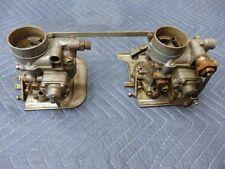 MERCEDES 300 Adenauer 186  2 SOLEX Complete Carburetors  Single Down Draft  NICE