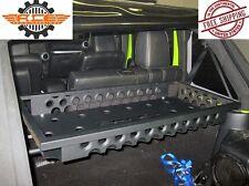 Ace Engineering Rear Cargo Basket Storage Space 07-17 Jeep Wrangler JK 4 Door