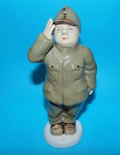 Royal Dux 'The perfect soldier'  figurine ornament  1st Quality