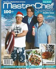 Master Chef Issue 8 - Christmas Double Issue 2010-2011