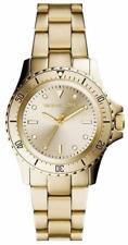 Michael Kors MK6120 Tatum Gold Tone Stainless Steel Ladies Watch - NEW IN BOX