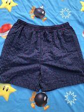 Vtg 80s 90s PRO SPIRIT Swim trunks Multi Color Shorts Fresh Prince Mens LARGE