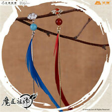 Grandmaster of Demonic Cultivation Wangji Wuxian S925 Silver Earrings Ear stud