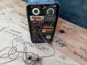 Lincoln LN-25  suitcase welder ln 25 feeder cc cv wire feed machine feeding ln25