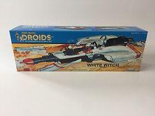 brand new star wars custom prototype droids white witch box
