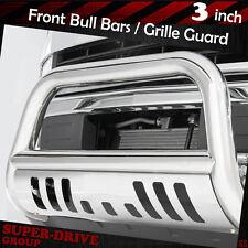 07-13 Chevy Silverado GMC Sierra 1500 S.S Bull Bar Skid Plate Brush Grille Guard