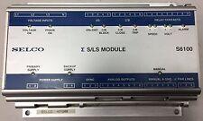 Selco SIGMA S6100 S/LS Control Module