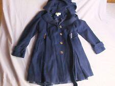 Vintage Michael Kors Women's Hooded Trench Coat Size 12