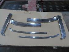 1969 1970 Mercury Cougar WINDSHIELD Convertible Trim Molding Mouldings 6-Pieces