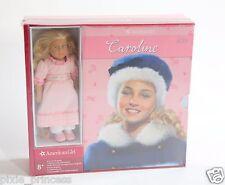 American Girl Caroline Mini Doll 6 book boxed set Retired NEW
