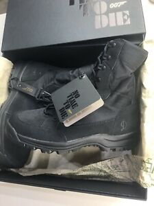 Limited Edition Danner 007 Tanicus Boots 9.5  43 Combat No Time To Die SOLD OUT