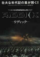 The Chronicles of Riddick 2004 B Japanese Mini Movie Poster Chirashi Japan B5