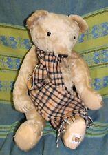 "Large Vintage House of Nisbet Teddy Bear 24"" England"