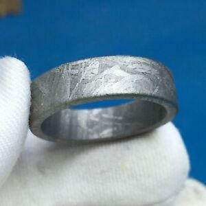meteorite muonionalusta ring JZB0142 inner-19mm