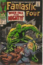 Fantastic Four #70  Fine