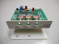 SVG THERMCO 600704-01 HARDWEAR RESET PCB MODULE FOR PCE,ACE & ICE