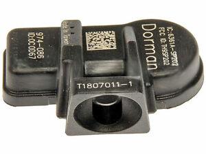 For 2013-2014 Nissan Cube TPMS Sensor Dorman 56566JT
