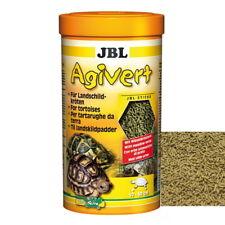 JBL Agivert 1000 ml  Landschildkröten 1 Liter Futter mit Multivitaminkomplex