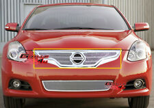 Fits 2010-2012 Nissan Altima Coupe Stainless Steel Mesh Grille Grill Insert