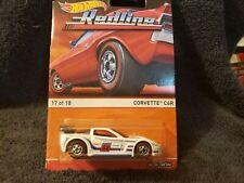 Hit Wheels Red Line Corvette C6R