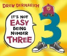 Its Not Easy Being Number Three by Drew Dernavich