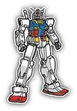 "Gundam Car Bumper Window Sticker Decal 3""X6"""