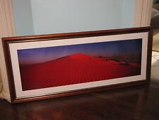 "Peter Lik ""Outback Glow"" Original Photograph 1.5M 20""x58"" Signed 49/100"